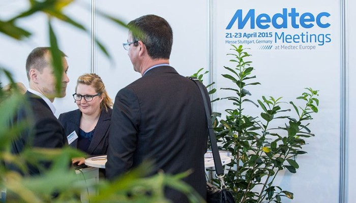Disposable Instrument Surgical Components at Medtec Europe
