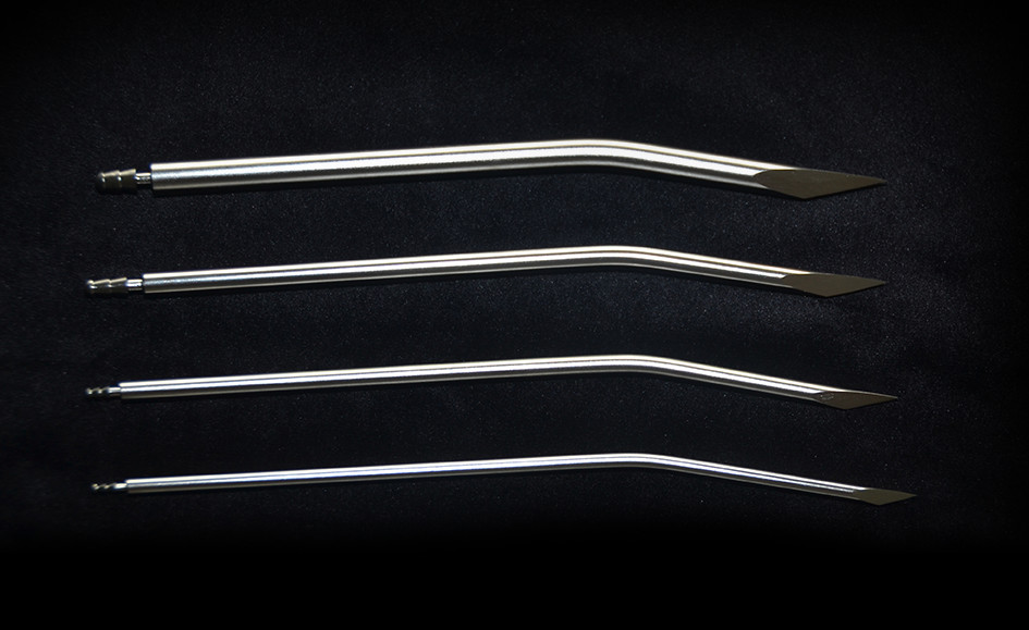 Wound Drainage Trocars – Bendable Trocar